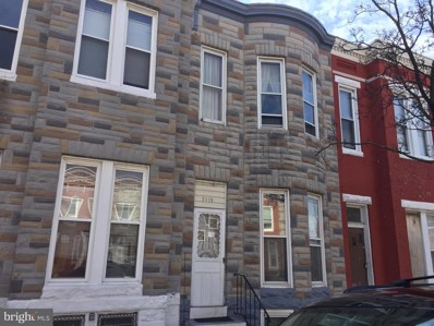 2115 Fayette Street W, Baltimore, MD 21223 - MLS#: 1004551967