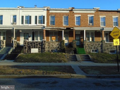 2519 Aisquith Street, Baltimore, MD 21218 - MLS#: 1004552055