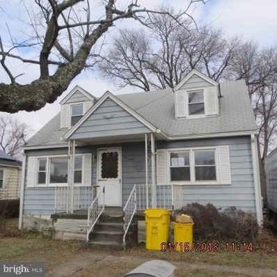 616 Cresswell Road, Baltimore, MD 21225 - MLS#: 1004552393