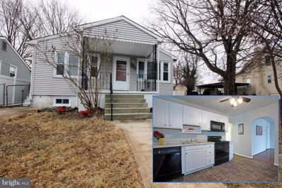 2811 Louisiana Avenue, Halethorpe, MD 21227 - MLS#: 1004552679