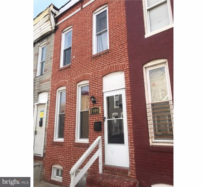 1909 Christian Street, Baltimore, MD 21223 - MLS#: 1004553063