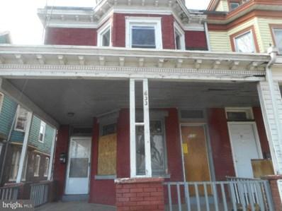 633 Monmouth Street, Trenton, NJ 08609 - MLS#: 1004553547