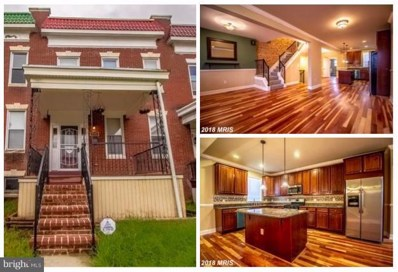 3706 Edmondson Avenue, Baltimore, MD 21229 - #: 1004632668