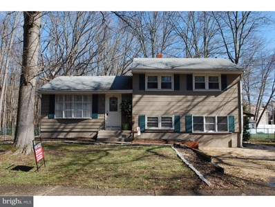 2 Windsor Road, Gibbsboro, NJ 08026 - MLS#: 1004654631