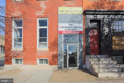 22 25TH Street E, Baltimore, MD 21218 - MLS#: 1004658301
