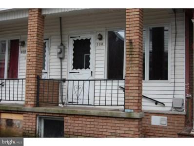 330 W South Street, Mahanoy City, PA 17948 - MLS#: 1004665242