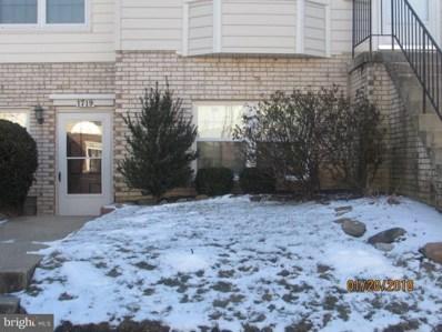 1719 Bancroft E Lane, Crofton, MD 21114 - MLS#: 1004786875