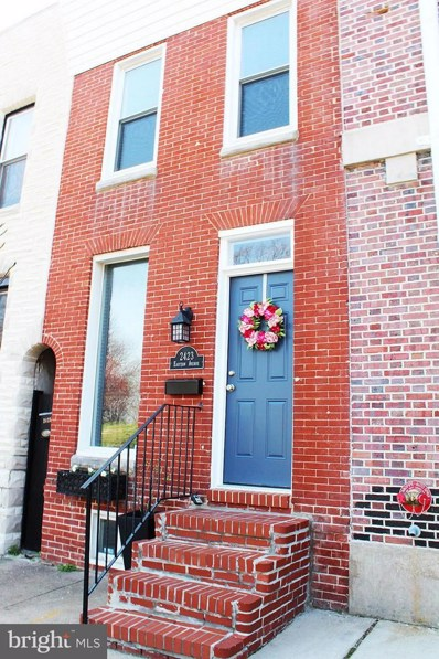 2423 Eastern Avenue, Baltimore, MD 21224 - MLS#: 1004918899