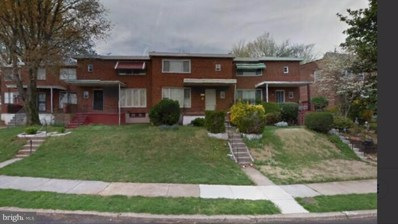 3808 Derby Manor Drive, Baltimore, MD 21215 - MLS#: 1004918909