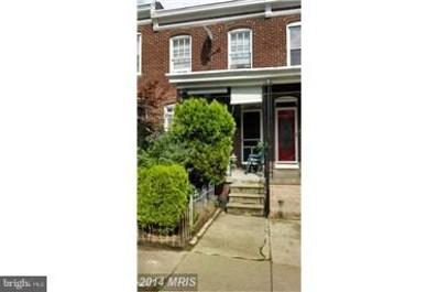 3045 Mathews Street, Baltimore, MD 21218 - MLS#: 1004919163