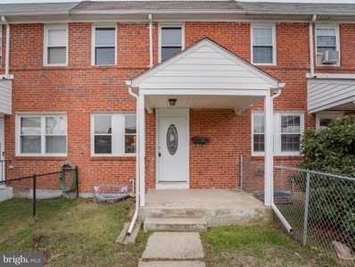 1533 Becklow Avenue, Middle River, MD 21220 - MLS#: 1004919195
