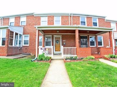 7274 Conley Street, Baltimore, MD 21224 - MLS#: 1004919211