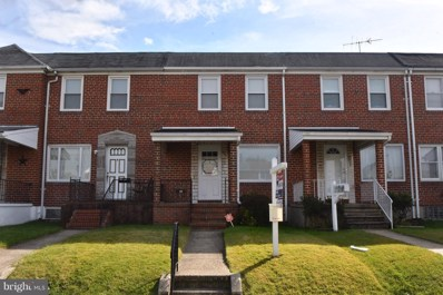 6841 Boston Avenue, Baltimore, MD 21222 - #: 1004928232