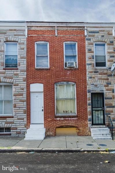 1220 Sargeant Street, Baltimore, MD 21223 - MLS#: 1004932039