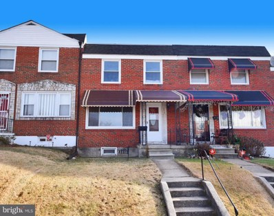 5515 Whitby Road, Baltimore, MD 21206 - MLS#: 1004933159