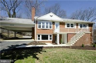 5600 Brookland Road, Alexandria, VA 22310 - MLS#: 1004942337