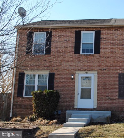 384 Logan Drive, Westminster, MD 21157 - MLS#: 1004942789