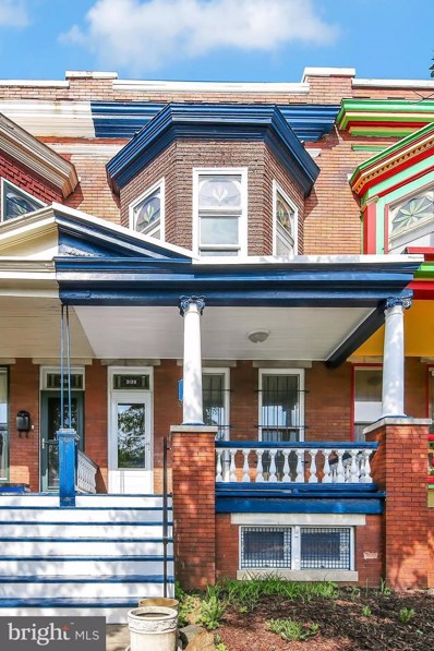 3138 Abell Avenue, Baltimore, MD 21218 - MLS#: 1004954140