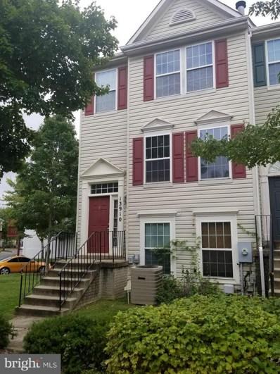 13910 Amberfield Terrace, Upper Marlboro, MD 20772 - #: 1004973168