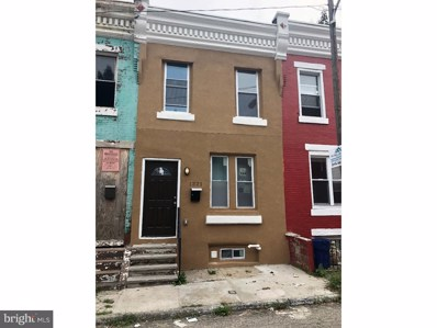 1321 N Myrtlewood Street, Philadelphia, PA 19121 - #: 1004983616