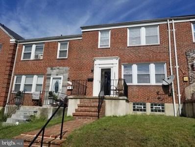 1522 Fernley Road, Baltimore, MD 21218 - MLS#: 1004993436