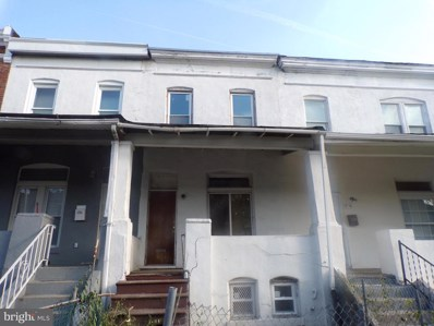 3018 Oakford Avenue, Baltimore, MD 21215 - #: 1005005972