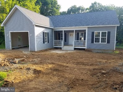 386 Curtis Street, Warrenton, VA 20186 - #: 1005013490