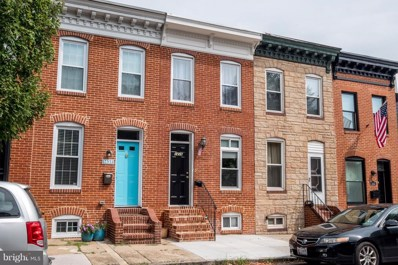 1439 Battery Avenue, Baltimore, MD 21230 - #: 1005013496