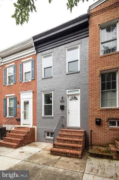 1513 Byrd Street, Baltimore, MD 21230 - #: 1005016792