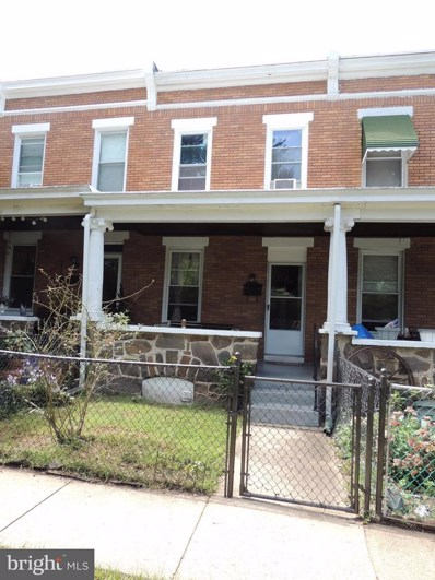 3948 Hickory Avenue, Baltimore, MD 21211 - MLS#: 1005017908
