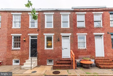 674 Melvin Drive, Baltimore, MD 21230 - #: 1005027224