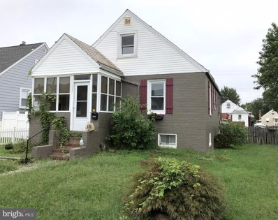 3014 Salisbury Avenue, Baltimore, MD 21219 - #: 1005034442