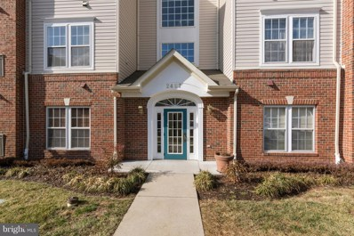 2497 Amber Orchard Court E UNIT 204, Odenton, MD 21113 - MLS#: 1005041279