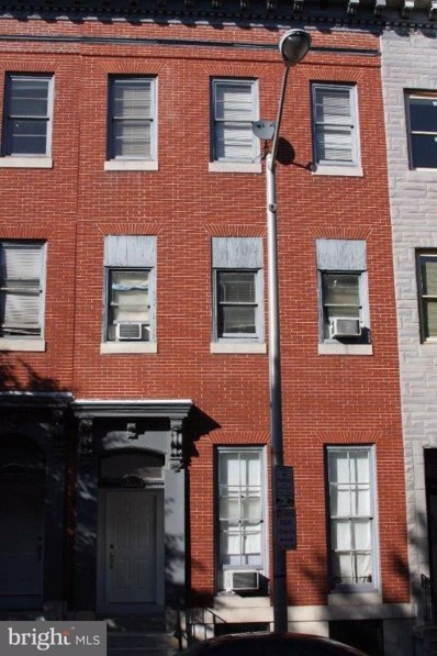1409 McCulloh Street, Baltimore, MD 21217 - MLS#: 1005041325