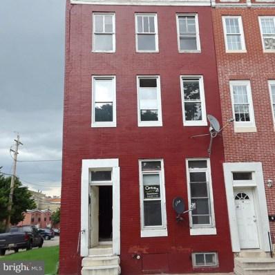 21 Gilmor Street, Baltimore, MD 21223 - MLS#: 1005041499