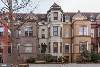 1748 Corcoran Street NW UNIT 1B, Washington, DC 20009 - MLS#: 1005041527