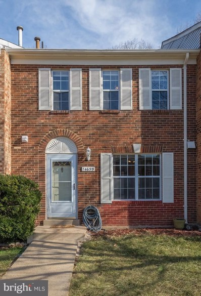 14659 Forsythia Terrace, Woodbridge, VA 22193 - MLS#: 1005047185