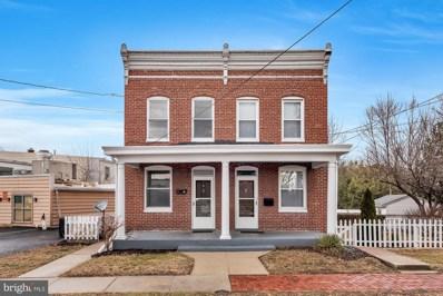5 7TH Street E, Frederick, MD 21701 - MLS#: 1005047201