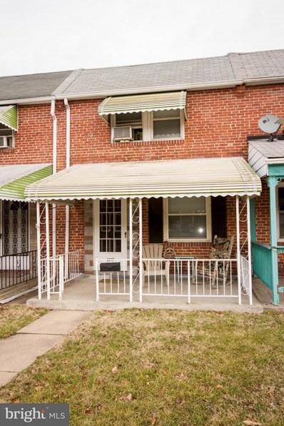 2027 Deering Avenue, Baltimore, MD 21230 - MLS#: 1005047253