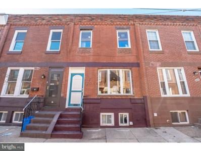 2224 S Rosewood Street, Philadelphia, PA 19145 - MLS#: 1005048329