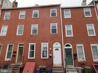 848 Lombard Street, Baltimore, MD 21201 - MLS#: 1005056424