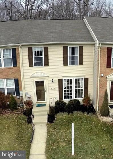 902 Deerberry Court, Odenton, MD 21113 - MLS#: 1005056911