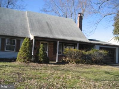 36 Elderberry Lane, Willingboro, NJ 08046 - MLS#: 1005062861