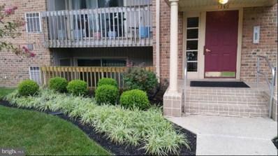 1260 Sugarwood Circle UNIT 101, Baltimore, MD 21221 - MLS#: 1005065234