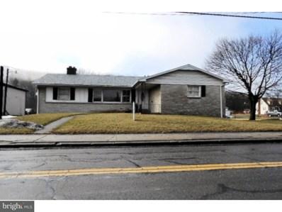 69 N Tulpehocken Street, Pine Grove, PA 17963 - MLS#: 1005068527