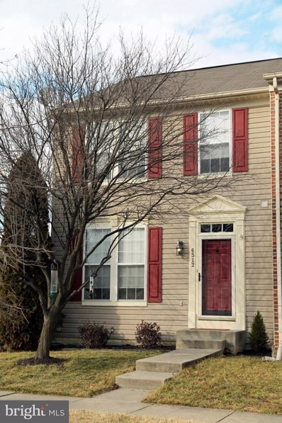 4512 Warm Stone Circle, Perry Hall, MD 21128 - MLS#: 1005071593