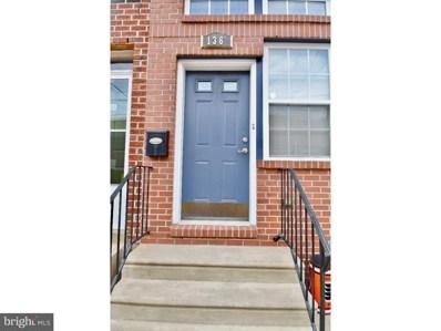 136 W Thompson Street, Philadelphia, PA 19122 - MLS#: 1005071859