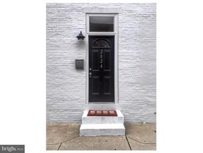 2024 S 12TH Street UNIT 2, Philadelphia, PA 19148 - MLS#: 1005078998