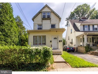 46 W Greenwood Avenue, Lansdowne, PA 19050 - MLS#: 1005079938