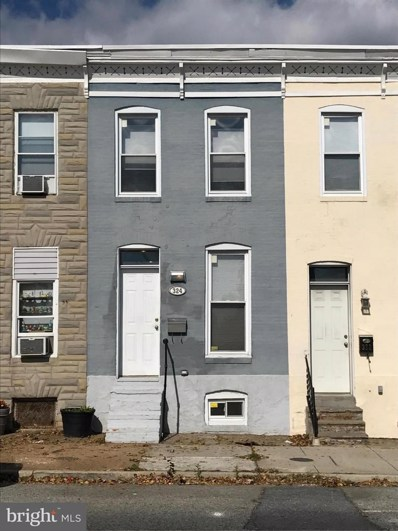 324 29TH Street, Baltimore, MD 21211 - MLS#: 1005085028